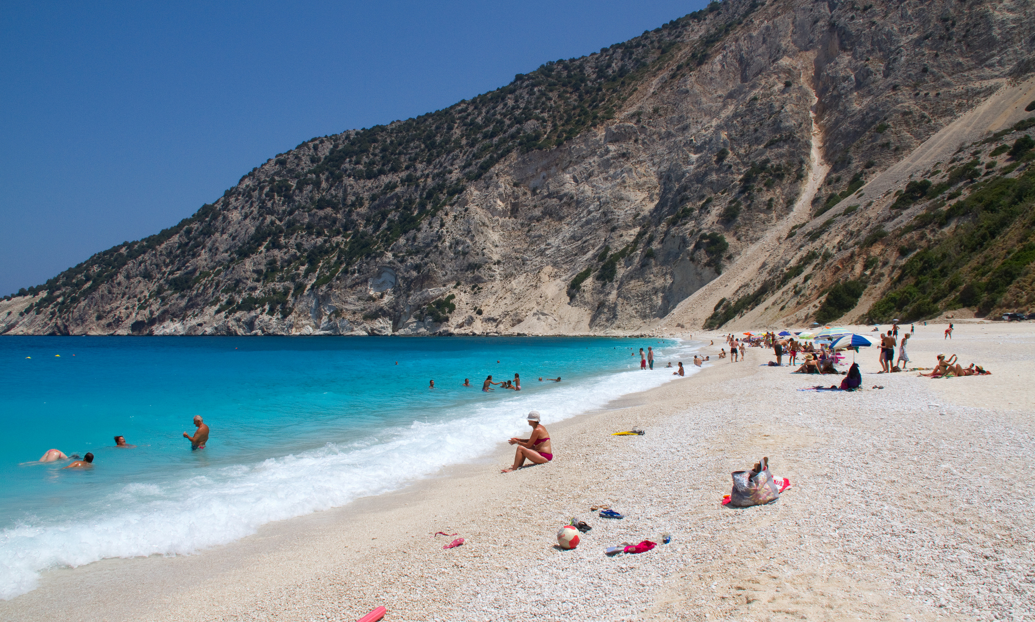 ουουτούμπη, παραλία νεαρά θηλυκά γυμνό